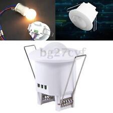 240V 800W 360° PIR Detector Light IR Infrared Motion Sensor Switch Ceiling Lamp