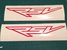 Aprilia RSV R outline 150mm  Decals Sticker All Colours Motogp Superbike