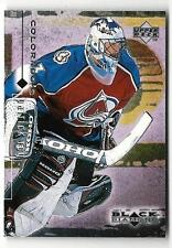 1998-99 Black Diamond PATRICK ROY (ex-mt) Colorado Avalanche