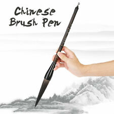 Bamboo Shaft Art Bear Hair Chinese Calligraphy Japanese Kanji Sumi Drawing Brush