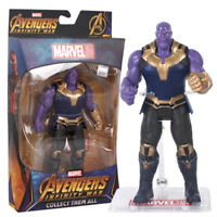 "New  Marvel Legends Series THANOS Avengers Infinity War 7"" action figure"