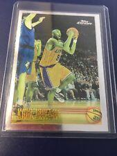 Kobe Bryant 1996 Topps Chrome Rookie RC #138
