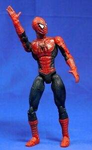 SPIDER-MAN 2 MOVIE CLASSICS SUPER POSEABLE 2002 MARVEL LEGENDS LOOSE