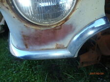 1955 Cadillac Coupe Front fender grill extension trim molding
