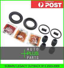Fits SUBARU LEGACY OUTBACK B13 Brake Caliper Cylinder Piston Seal Repair Kit