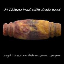 Chinese bead met draak