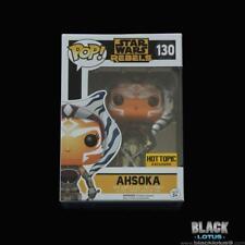 Funko Pop! Ahsoka Tano Star Wars Rebels Hot Topic Disney with Pop Protector