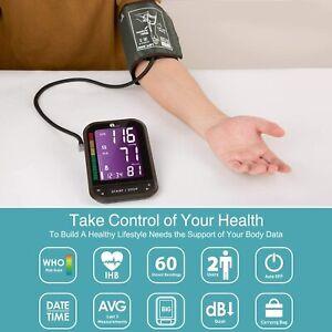 digitales Oberarm Blutdruckmessgerät mit Bluetooth und Handy-App