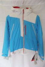 ATOMIC TWO PIECES CLIFFLINE STORMFOLD WOMEN'S SKI JACKET SMALL IN White