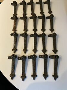 20 X Antique Iron Window Shutter Holder Lock Latch