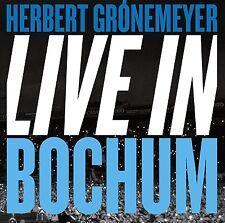 HERBERT GRÖNEMEYER - LIVE IN BOCHUM  2 CD NEW+