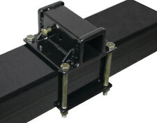 """Quick Products QPRBAB Deluxe RV Bumper Receiver Adapter – 2"""""""