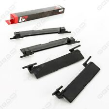 4x ROOF RACK ROOF RAIL TRIM COVER FOR MERCEDES-BENZ C-CLASS W204