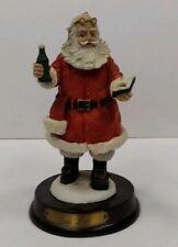 Duncan Royale Soda Pop Santa. Green Bottle. 1983 Collector'S Edition.