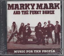 "MARKY MARK & THE FUNKY BUNCH  ""Music For The People""  NEW SEALED CD (Jul-1991)"
