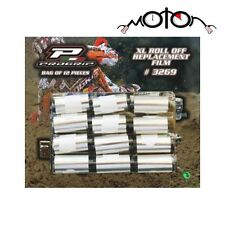 Progrip XL Roll OFF Extra wide Rolloff Films X12 Canisters PRO GRIP