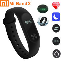 Original Xiaomi Mi Band 2 Fitnesstracker Smart Watch Fitnessarmband Fitnessuhr