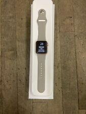 Apple Watch Sport 38mm Aluminium Smart Watch - Rose Gold
