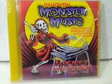Halloween Monster Music 1998 cd8773