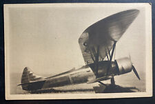 Mint France Real Picture Postcard RPPC The Potez Airplane Altitude Record