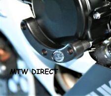 Suzuki GSX-R600 / 750 2006-2010 R&G Racing black left hand engine case slider