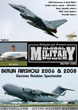 Berlin 2006-2008 Airshow Spectacular C17A Typhoon DVD