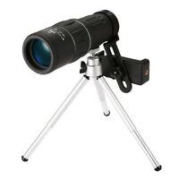 Day Night Vision 16X52 HD Optical Focus Monocular Camping Hiking Telescope