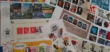 2006 - 2014 Fine Used Commemoratives on paper Ex - FDC - Take your pick - 200+
