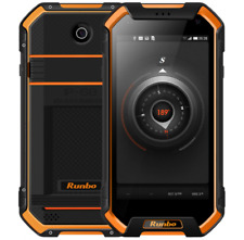 "RUNBO F1 5.5"" SMARTPHONE 4G ANDROID 5.1 IP67 2GB RAM 64GB ROM 13MP 5000mAh"