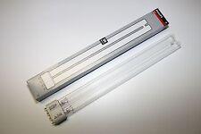 Philips 24 Watt Leuchtmittel 24W 2G11 PL-L UVC Ersatzlampe UV Lampe für Oase etc