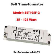 Transformator Self Trafo SET105F-2 105Watt 35-105W Ersatzteil NV-Halogenlampen