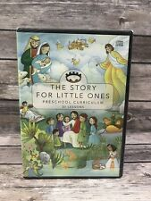 The Story for Little Ones: Preschool Curriculum: 31 Lessons Bible Sunday School