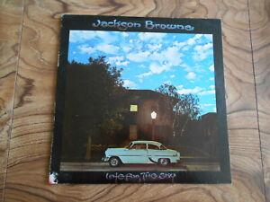 Jackson Browne Late For The Sky Album 7E-1017
