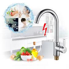 Niederdruck Küche Wasserhahn Küchenarmatur Spültisch Armatur Einhebelmischer Neu