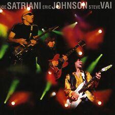 Joe Satriani, G3 - Live in Concert [New CD] Germany - Import