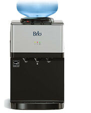 Brio Limited Edition Top Loading Countertop Water Cooler Dispenser with Hot