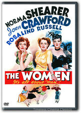 The Women DVD New Norma Shearer Joan Crawford Rosalind Russell Joan Fontaine
