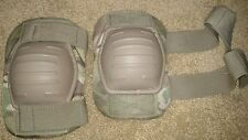 Military Multicam McGuire Nicholas ELBOW Pad Set OCP Multicam and  New in Bag .