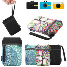 Soft Neoprene Pouch For Polaroid Snap /Touch Instant Camera /Zip Mobile Printer