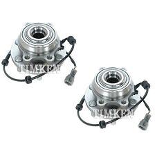 Pair Set of 2 Front Timken Wheel Bearing & Hub Assies Kit for Nissan Suzuki 4WD