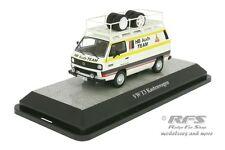 Volkswagen VW T3b Kastenwagen - Audi Sport Service - Rallye 1985 - Röhrl - 1:43