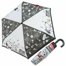 Snoopy Folding Umbrella (Wind Resistant) Happy dance Peanuts From Japan