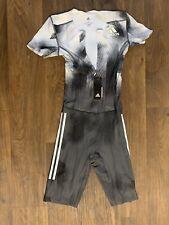 Adidas Adizero 2019 Sponsored Mens Track Field Speedsuit S/S Singlet Size Small