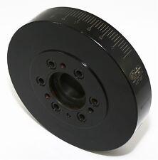 "PRW 2545401 BB Chevy 454 Fluid SFI Harmonic Balancer Damper Black BBC 8"" Ext"