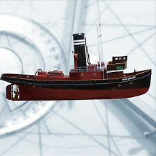 MODEL BOAT DRAWINGS 1:50 SCALE ARCHER STEAM TUG FULL SIZE PRINTED PLANS