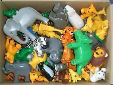 LEGO DUPLO - 3 Tiere aus dem ZOO - 1 Großes und 2 x Kleine / Babys
