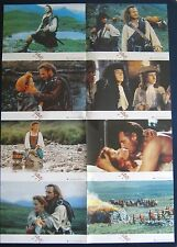 8 AF`s / lobby cards  Rob Roy   Liam Neeson , Jessica Lange , John Hurt