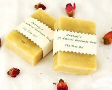 Unikbaby's All Natural Handmade Soap Tea Tree Oil large bar 4 oz great gift