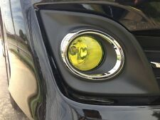 Yellow Fog light JDM TINT PreCut Vinyl Film Overlays for 12-14 Camry