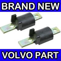 Volvo V70 Steering Limiter Lock Stop (Black) - Front Wishbone 18.7mm (x2 Pair)